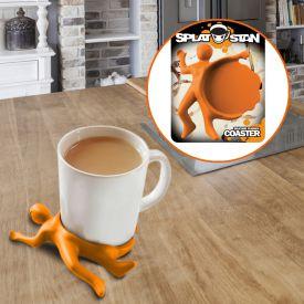 Kreativ wohnen einrichten 280 tolle ideen - Kaffeeflecken wand ...