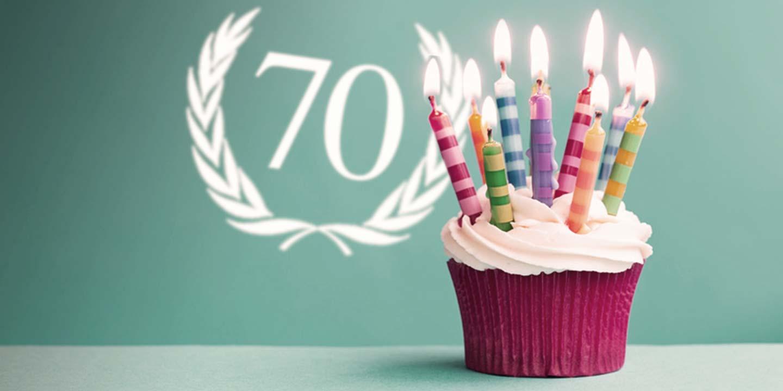70 exquisite Geschenke zum 70. Geburtstag