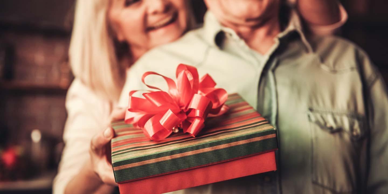 Cadeau 50 ans de mariage