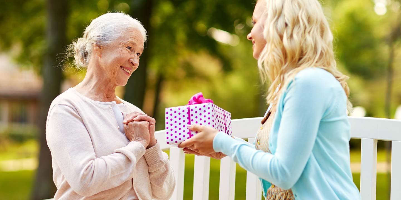 Geschenkideen fur altere mutter