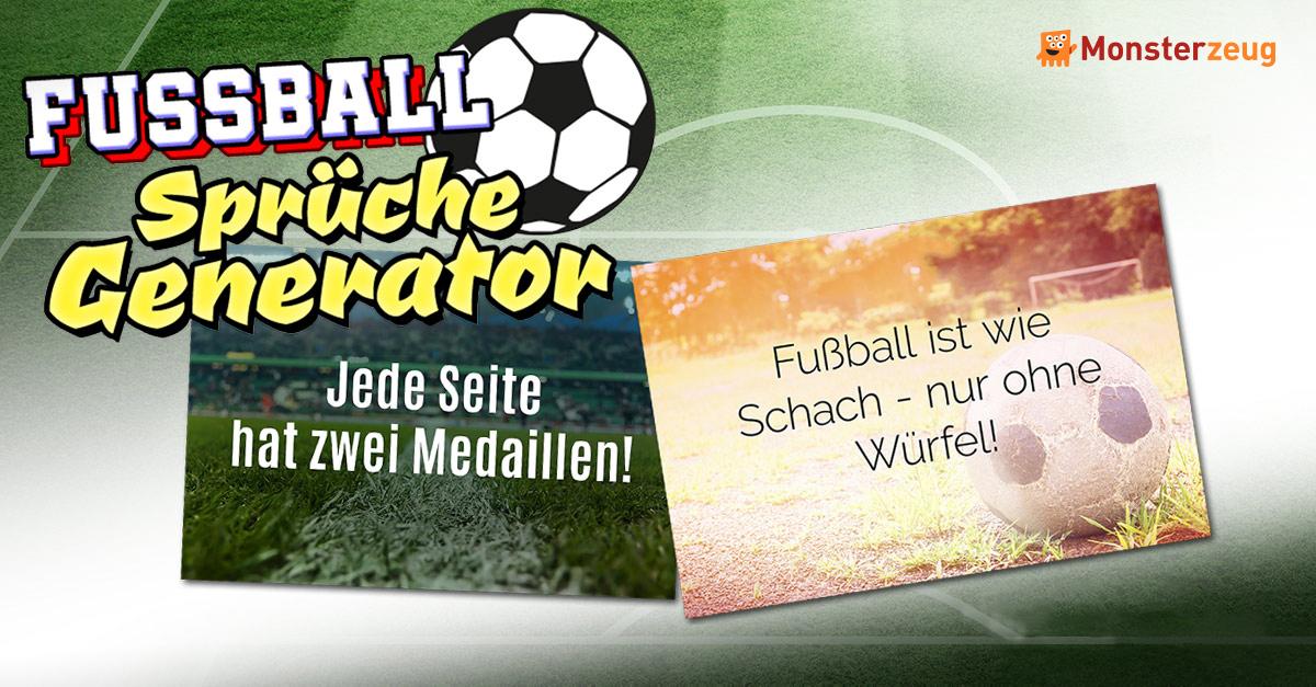 Fußballsprüche-Generator
