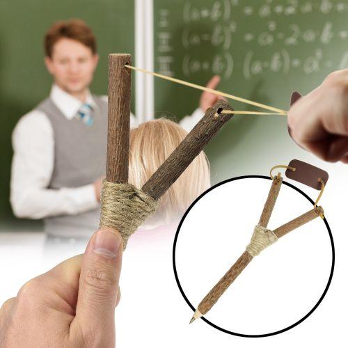 Kugelschreiber mit Schleuder