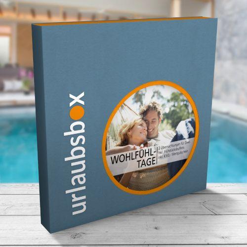 Wohlfühltage - Hotelgutschein Deluxe
