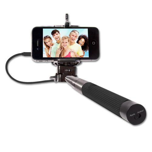 Click Stick Selfie Stick zum Ausziehen