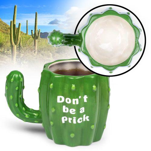 Kaktus Tasse 3D