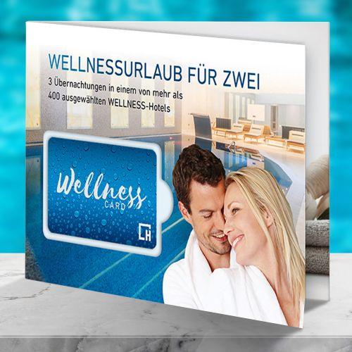 Ausgefallenromantisches - Wellness Kurzurlaub für Zwei Hotelgutschein Card - Onlineshop Monsterzeug