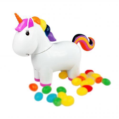 Witzigspassgeschenke - Kackendes Einhorn Süßigkeitenspender - Onlineshop Monsterzeug