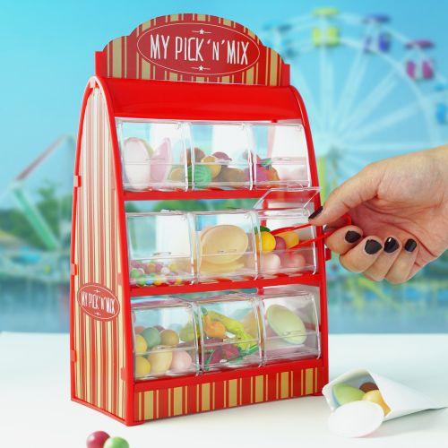Ausgefallenoriginelles - Retro Süßigkeitenspender - Onlineshop Monsterzeug