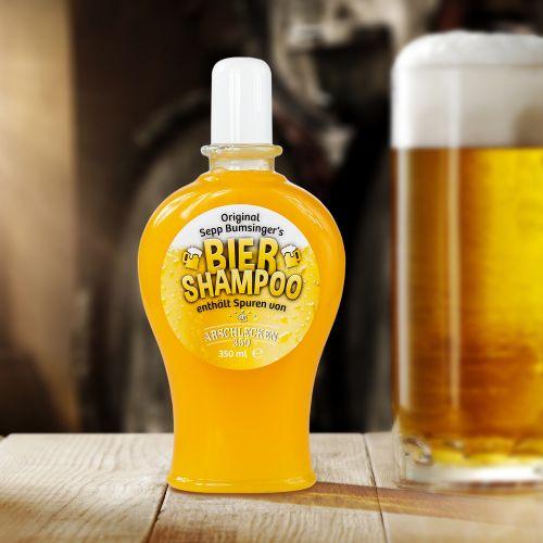 Bier Shampoo für Männer