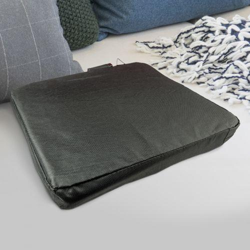 Nützlichwohnaccessoires - Mobiles Sitzkissen mit Wärmefunktion - Onlineshop Monsterzeug