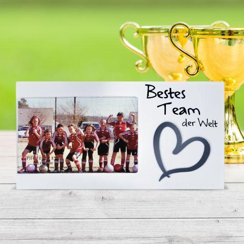 Bilderrahmen Bestes Team