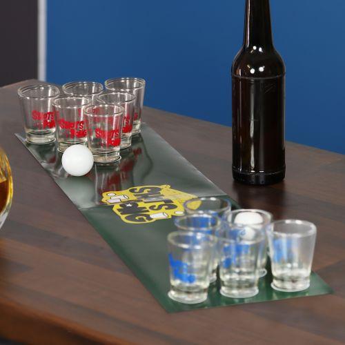 Partybedarfpartyspiele - Shots Pong Trinkspiel - Onlineshop Monsterzeug