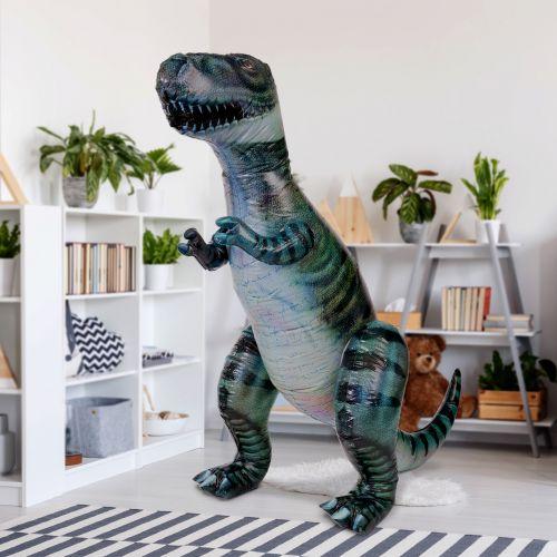 Witzigspassgeschenke - Aufblasbarer Dino T Rex XXL - Onlineshop Monsterzeug