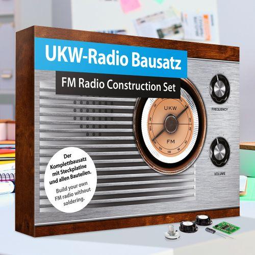 - UKW Radio Bausatz - Onlineshop Monsterzeug