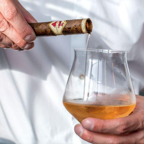 Witzigspassgeschenke - Weinbrand Zigarre - Onlineshop Monsterzeug