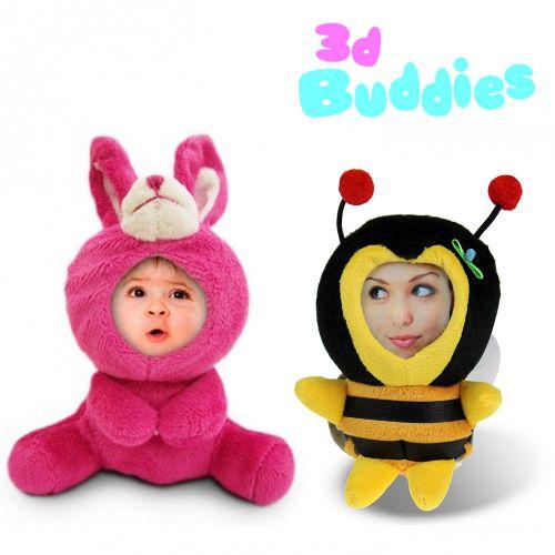 3D Foto Puppen