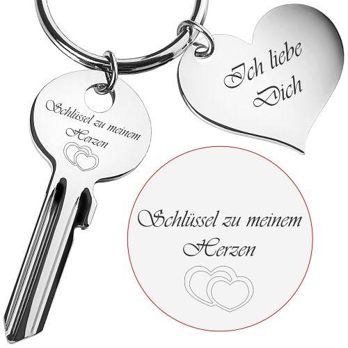 - Schlüssel zu meinem Herzen - Onlineshop Monsterzeug