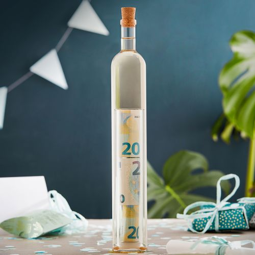 - Geschenkflasche mit Hohlraum - Onlineshop Monsterzeug