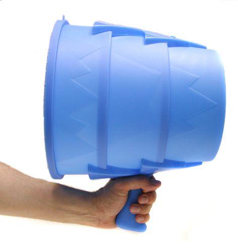 Airzooka, die Luftkanone