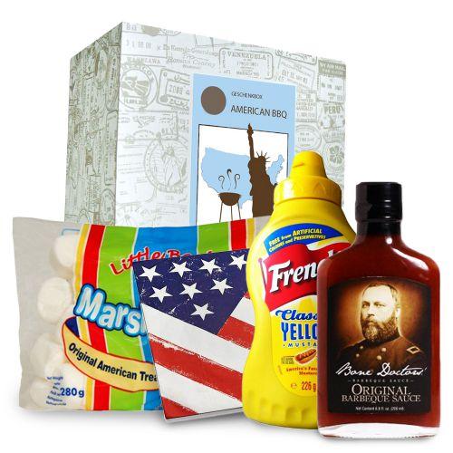 American BBQ Geschenkbox