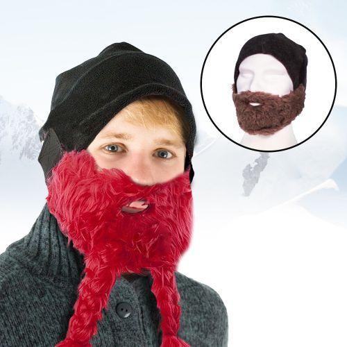 Witziglustigebekleidung - Bartmütze - Onlineshop Monsterzeug