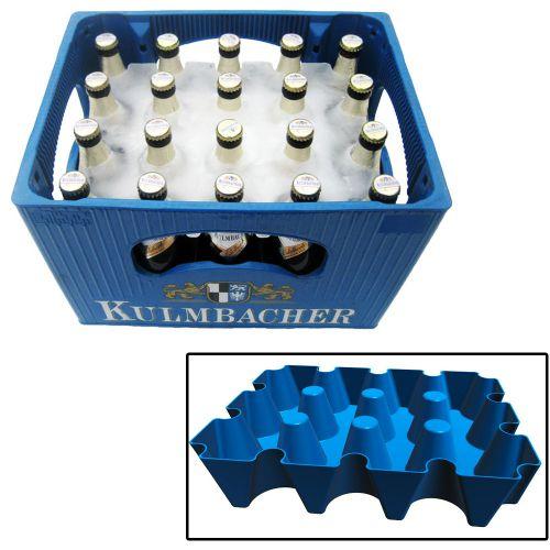 Bierkühler - Eisblockform für Bierkisten