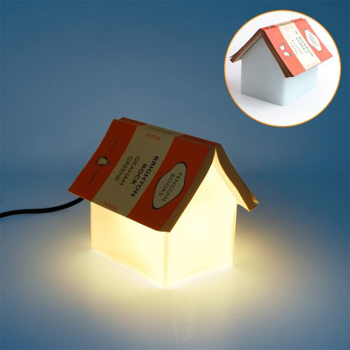 Buch Lampe
