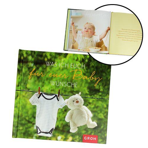 Buch - Was ich Euch für Euer Baby wünsche