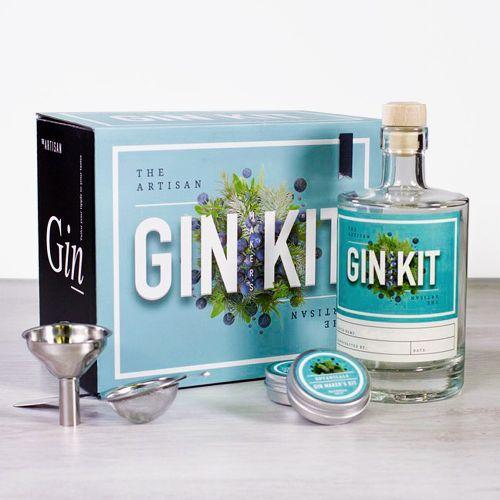 Gin selber machen das ultimative gin set alkohol do it - Alkohol tinte selber machen ...