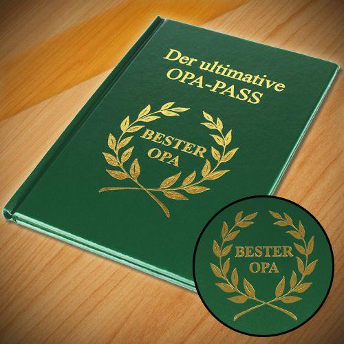 Der ultimative Opa-Pass