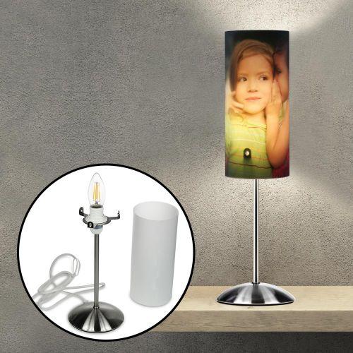 Design Fotolampe personalisiert