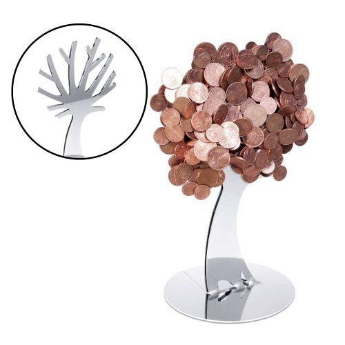 Design Münzmagnet - Baum