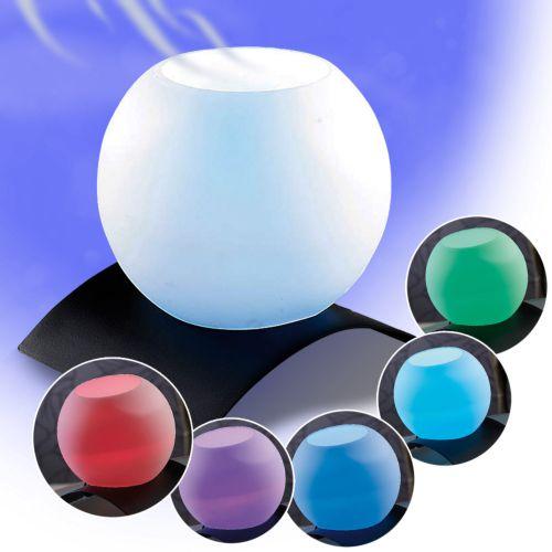 Nébuliseur design avec changement de couleur LED