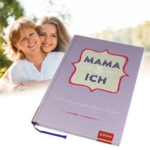 Erinnerungsalbum Mama Ich