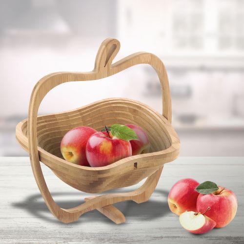 Faltkorb Apfel