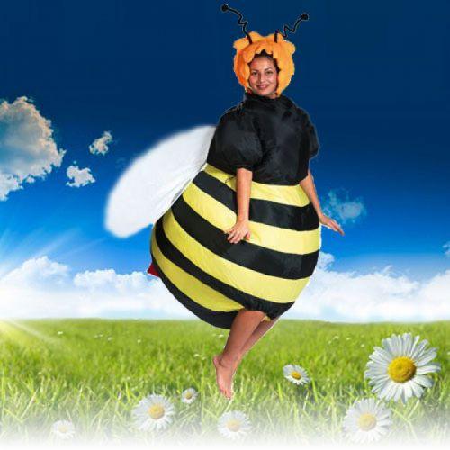 Costume d'abeille pour carnaval