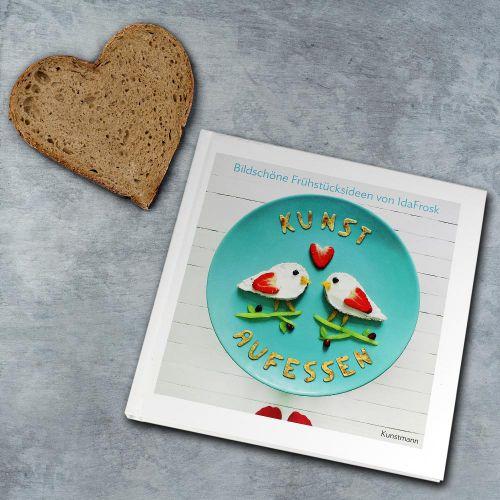 Frühstücksideen Buch - Essbare Kunst