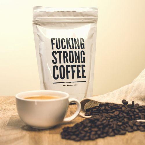 Köstlichsüsses - Fucking Strong Coffee 250g - Onlineshop Monsterzeug
