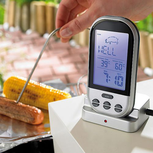 Grillthermometer Funk