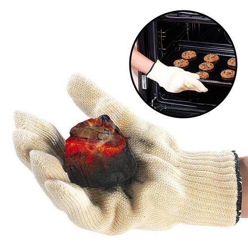 Hitzebeständige Grillhandschuhe