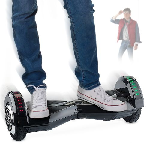 hoverboard hightech e scooter self balancing elektro board. Black Bedroom Furniture Sets. Home Design Ideas