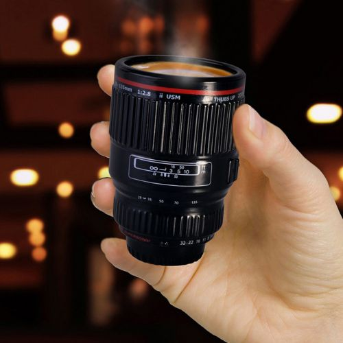 Tasses à café – Objectif d'appareil photo