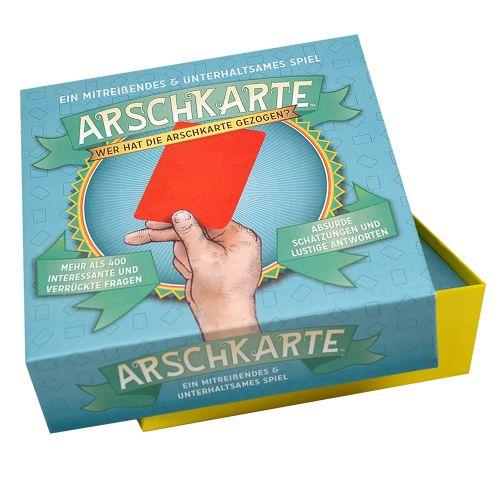 Kartenspiel Arschkarte