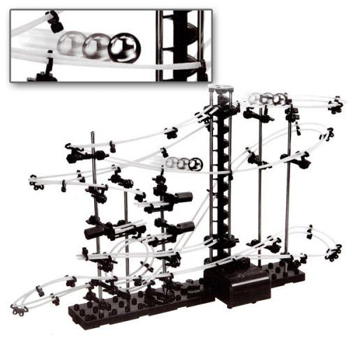 Circuit à billes avec looping (kit 193 parts)