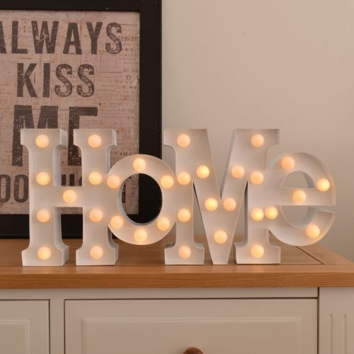 LED Dekolicht Home