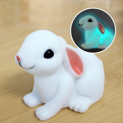 LED Nachtlicht - Kleiner Hase