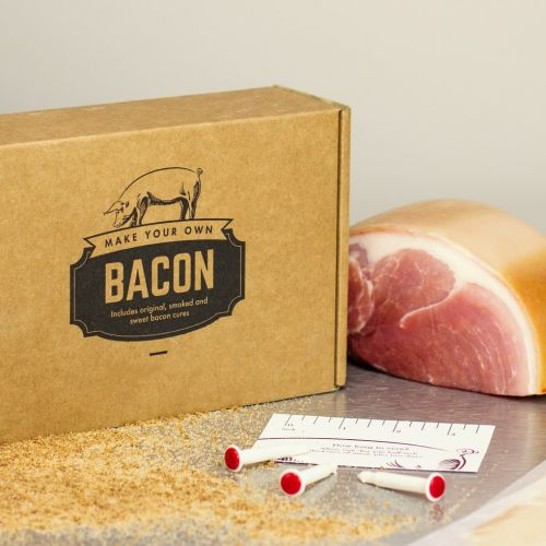 Make Your Own Bacon Geschenkbox