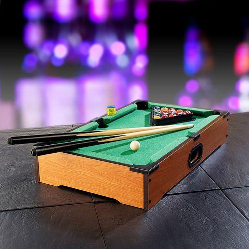 Mini Billardtisch - Premium Set