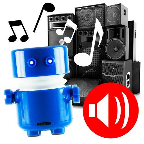 Mini Lautsprecher - Roboter