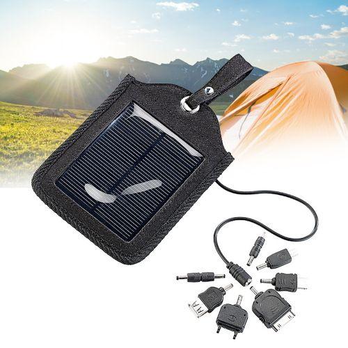 Mini chargeur à énergie solaire
